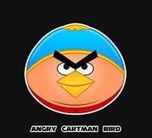 Angry Cartman Bird Unisex T-Shirt