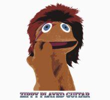Zippy Played Guitar by Paulychilds