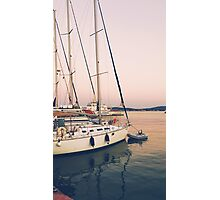 ship to wreck Photographic Print