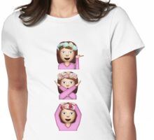 Too Sassy For You Womens Fitted T-Shirt