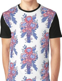 Bouquet of Puppies Graphic T-Shirt