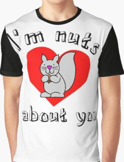 Nuts about you Graphic T-Shirt