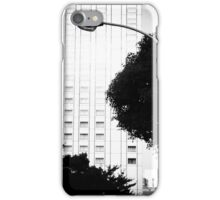 Abstract in the afternoon, Shinagawa Tokyo iPhone Case/Skin