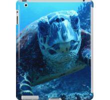 Samoan Green Turtle iPad Case/Skin