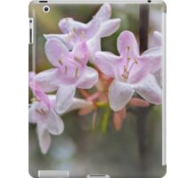Back Yard Flowers iPad Case/Skin