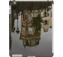 Amsterdam - Moody Canal Reflections in the Rain iPad Case/Skin