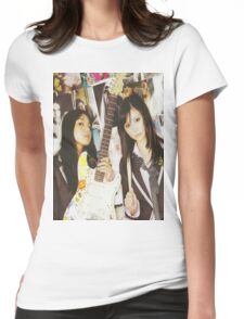Scandal Womens Fitted T-Shirt