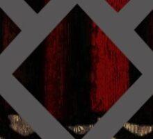 Black Lodge Sticker