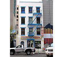 New York City Storefront Photographic Print