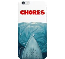 Chores iPhone Case/Skin