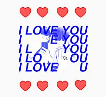 Valentines Vaporwave Aesthetics Unisex T-Shirt