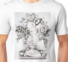 A gift of autumn - Currier & Ives - 1875 Unisex T-Shirt