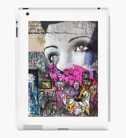 Hosier Lane Graffiti iPad Case/Skin
