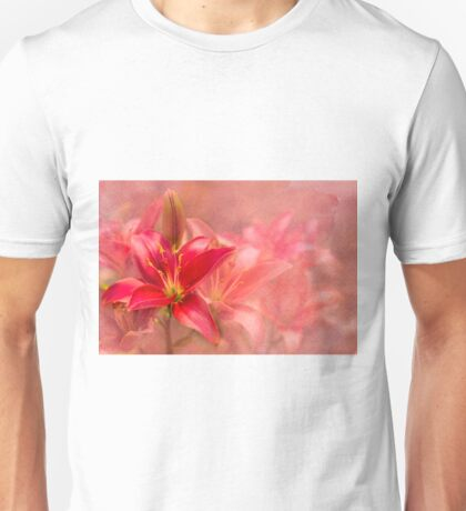 Perfect Red  Unisex T-Shirt