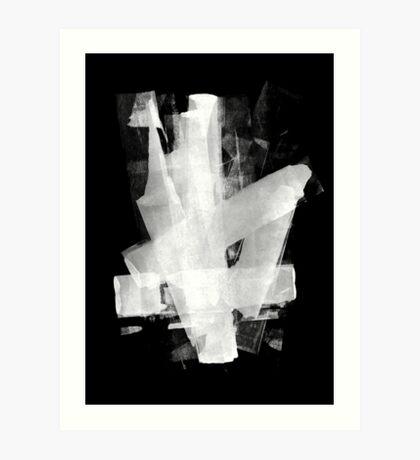 PRINT – Offset ink 1 Art Print