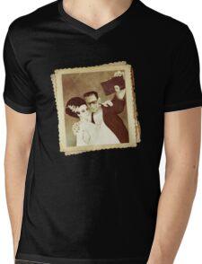 1937 Valentines Day Photo Mens V-Neck T-Shirt