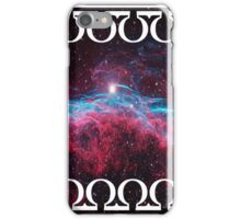 ohm life iPhone Case/Skin