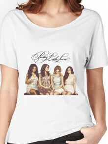 PLL - Pretty Little Liars Women's Relaxed Fit T-Shirt