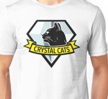 Crystal Cats Logo Unisex T-Shirt