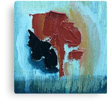 Lost Kidney Canvas Print