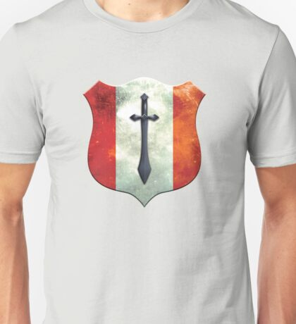 Knight's Shield No.1 Unisex T-Shirt
