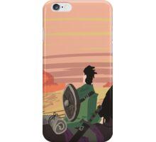 Little Warrior iPhone Case/Skin