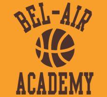 Fresh Prince Bel-Air Academy Basketball Shirt by hanelyn