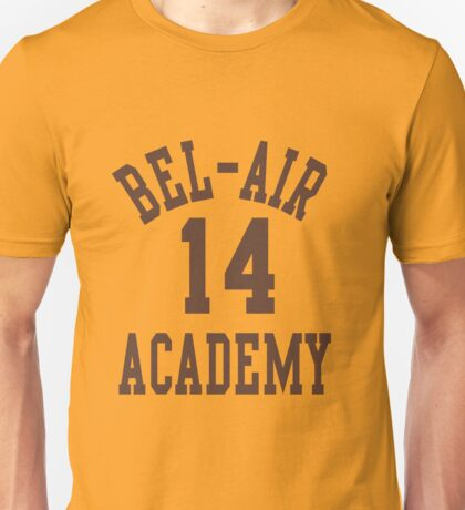 Will Smith Bel-Air Academy 14  Unisex T-Shirt