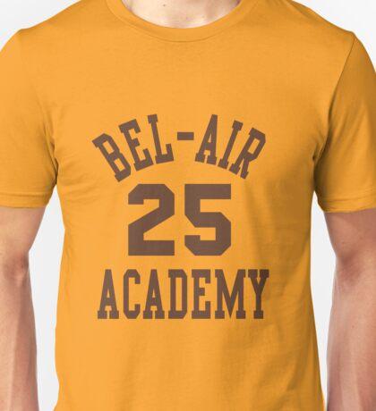 Carlton Banks 25 Bel-Air Academy Unisex T-Shirt