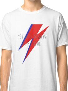 DAVID BOWIE HERO Classic T-Shirt