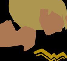Wondergirl Minimalism Sticker