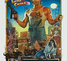 Big Trouble Little China by shane3495
