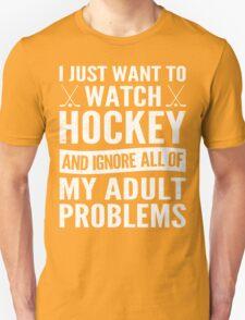 Best Hockey Design T-Shirt