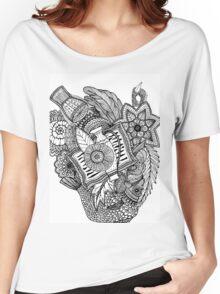 Mandala Tumbegini Women's Relaxed Fit T-Shirt
