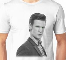 Matt Smith, Dr. Who Unisex T-Shirt