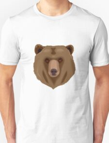 Water colour Bear T-Shirt