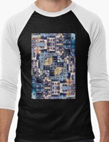 Community of Cubicles Men's Baseball ¾ T-Shirt