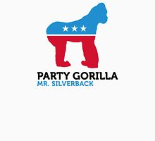 Political Party Animals: Gorilla Unisex T-Shirt