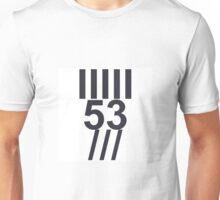 -ZHV- 53 Lines and Slashes Unisex T-Shirt