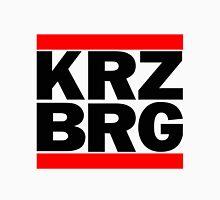 Berlin Kreuzberg KRZBRG logo white Unisex T-Shirt
