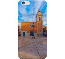 Plaza Canalejas -  El Campello iPhone Case/Skin