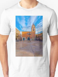 Plaza Canalejas -  El Campello Unisex T-Shirt