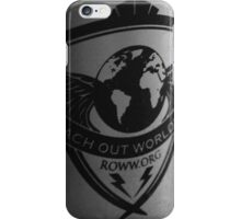 Reach Out World Wide - Water Bottle *DONATION* iPhone Case/Skin