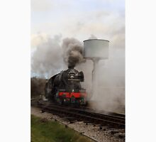 Flying Scotsman getting under steam. T-Shirt