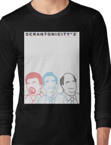 The Office: Scrantonicity 2 Band Shirt Long Sleeve T-Shirt