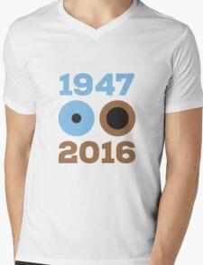 David Bowie 1947-2016 Mens V-Neck T-Shirt