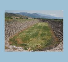 Track and Field - Stadium Aphrodisias Turkey Kids Tee