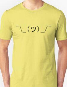 Shrug - ¯\_(ツ)_/¯ T-Shirt