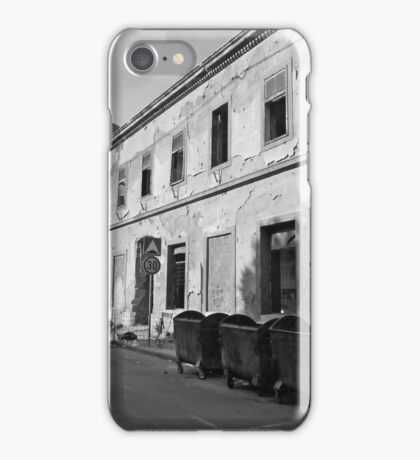 A building iPhone Case/Skin