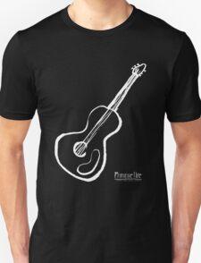 Guitar Symbol WoB Unisex T-Shirt